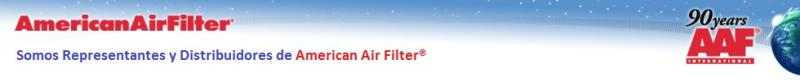 AMERICAN AIR FILTER - FG INGENIEROS COLOMBIA